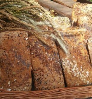 Chleb orkiszowy na zakwasie
